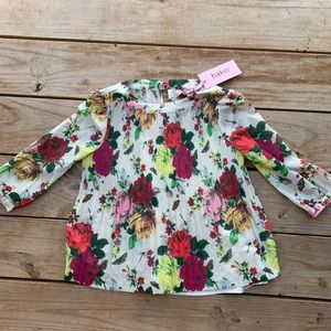 Ted Baker M Floral Top
